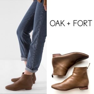 OAK + FORT Ankle Boots 2629